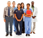 Community of healthcare professionals